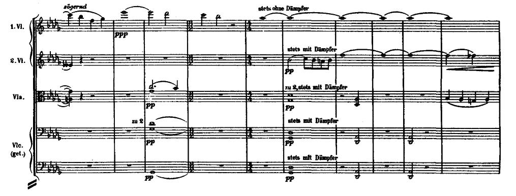 Dernier mouvement de la 9ème Mahler – 1