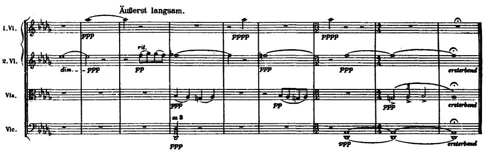 Dernier mouvement de la 9ème Mahler – 2