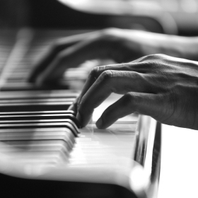 Quand ça tombe sous les doigts, c'est de la musique de pianiste